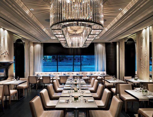 Restaurante de lux