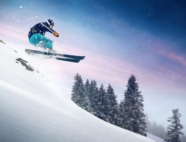 parti de ski