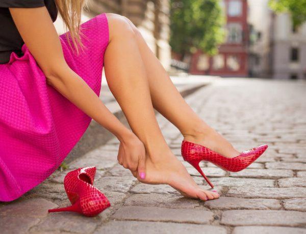 Dureri de la pantofi