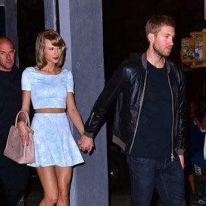 Calvin Harris si Taylor Swift