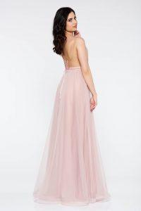 rochie lunga de nunta