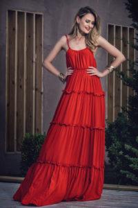 rochite elegante de gravide