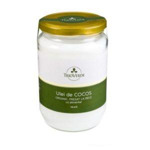 ulei de cocos pentru fata