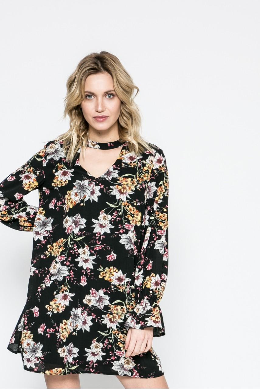 rochie inflorata