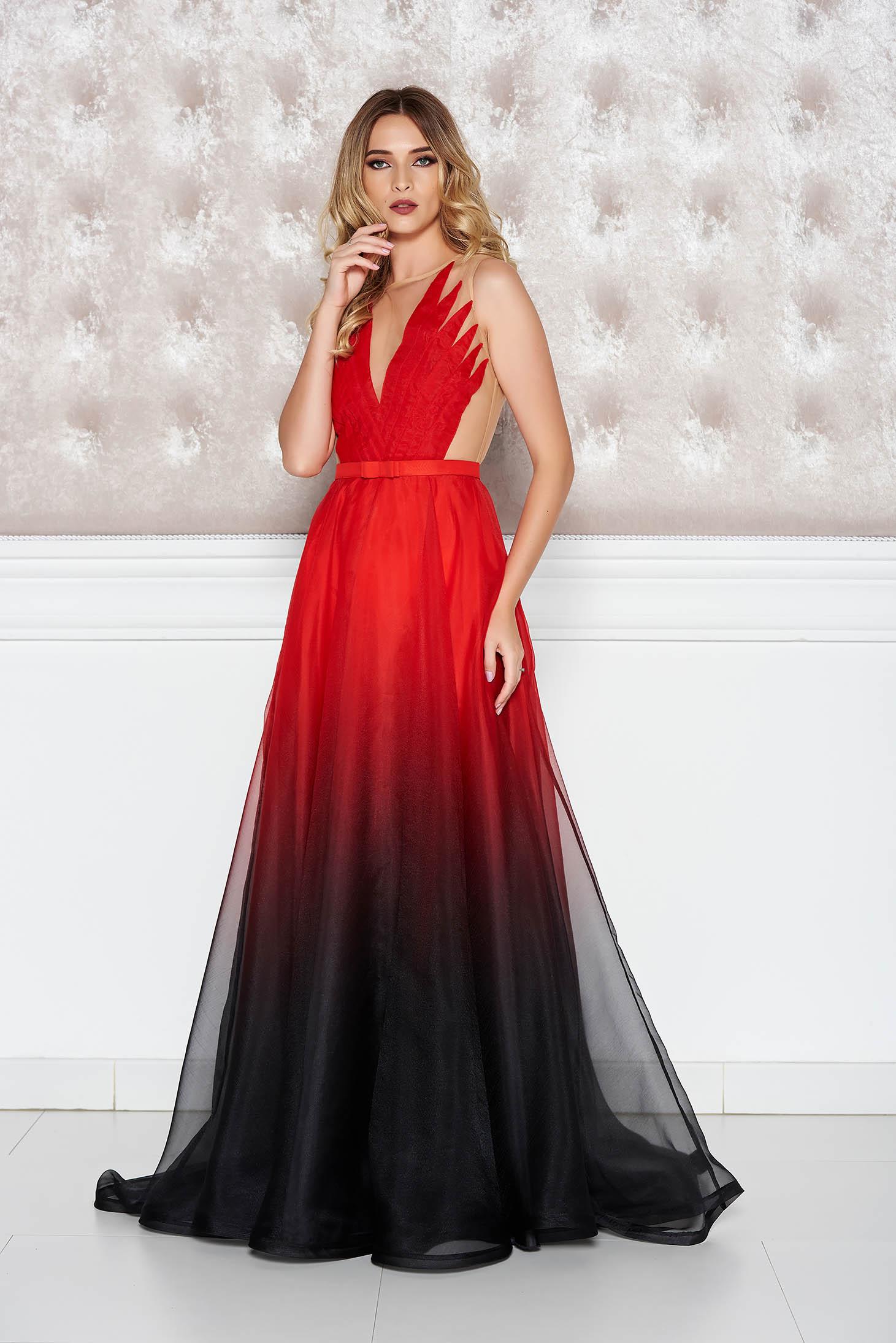 rochii de toamna elegante ombre 4