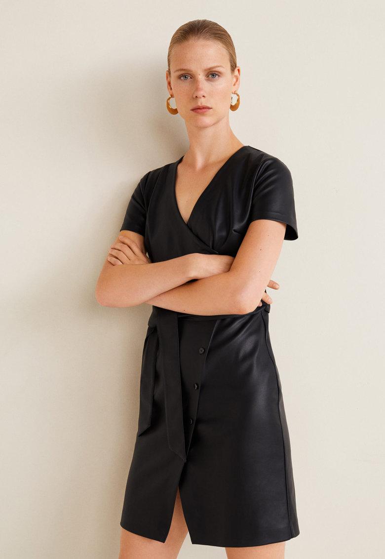 rochii de toamna elegante piele 6