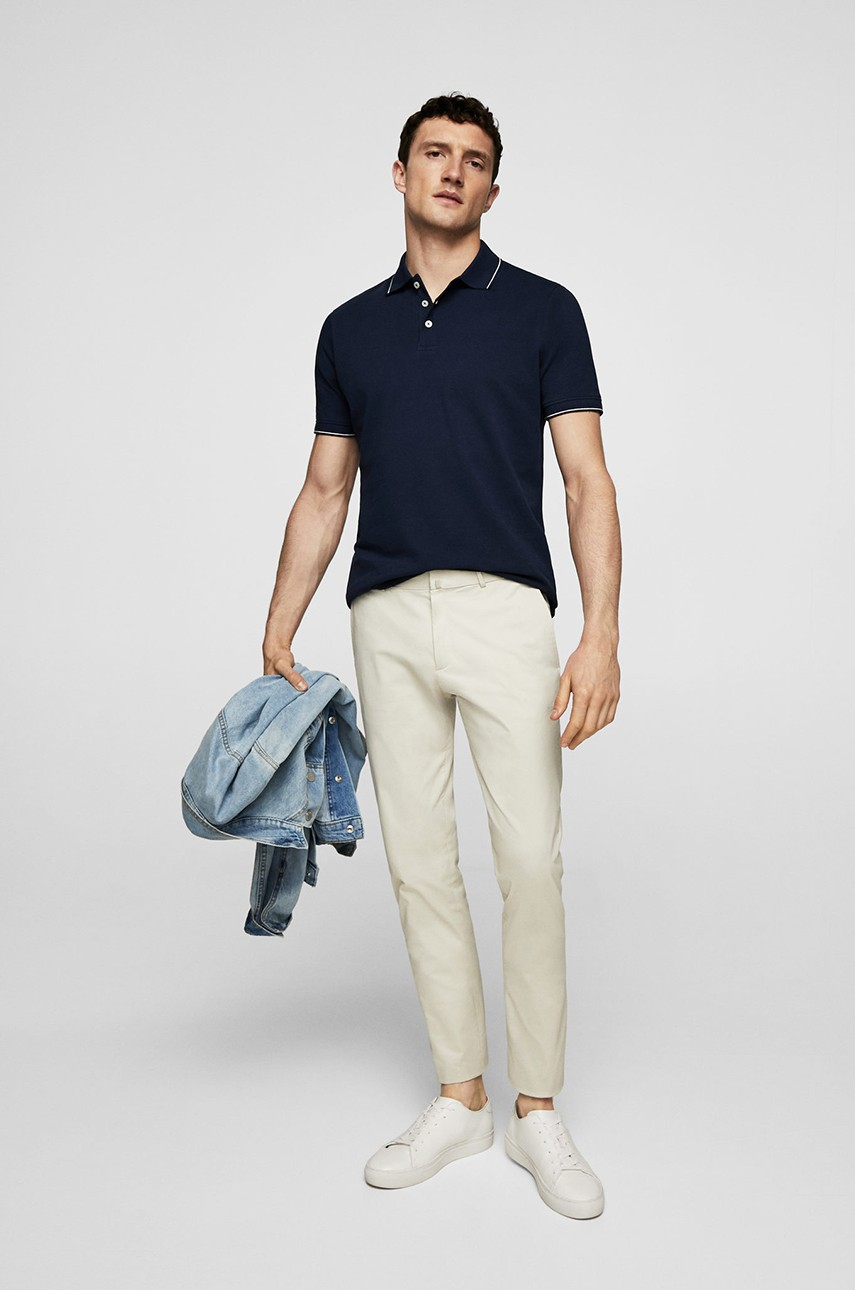 tricouri barbatesti polo stil smart casual