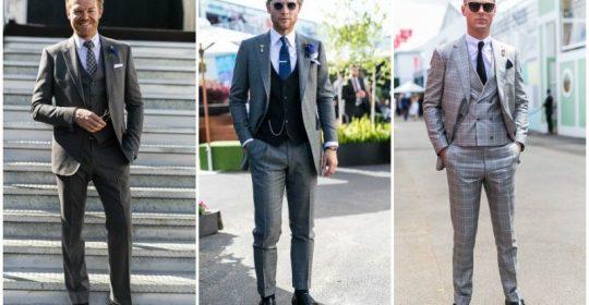 vesta eleganta barbati