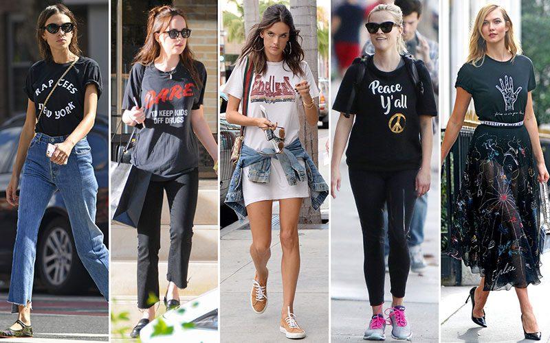 Ce model de tricouri femei putem sa purtam indiferent de varsta