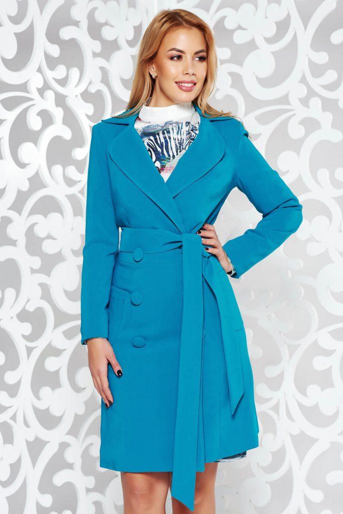 trenciuri dama - blue