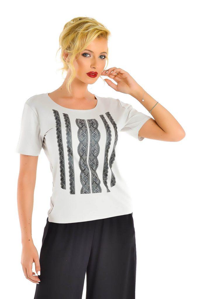 tricouri femei - motive traditionale