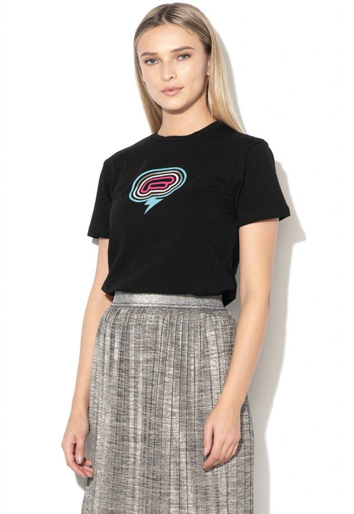 tricouri femei - negru