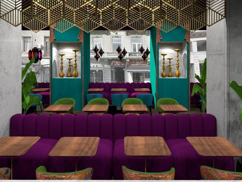 Ganesha Lounge Bar Bucuresti