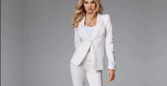Cum purtam un sacou alb dama in functie de stilul ales